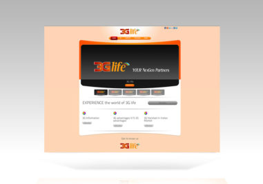 3g Life Website Image