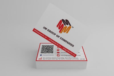 3 MMM Group Business Card Image